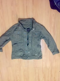 gray denim jacket Mississauga, L5A