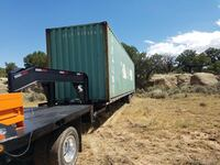 Amazing Deals on 45' HC Used Portable Shipping Containers  North Platte, 69101