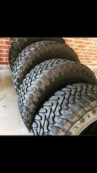 4- toyo open country tires m/t 40x15.50-22.   $2,000.00 OBO Houma, 70360
