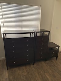 3 piece bedroom set Long Beach, 90804