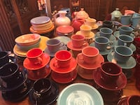 Fiesta Dishes - New Old Stock