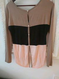 Color block long sleeve Essen