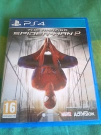 PS4 The Amazing Spider-Man 2 Roma, 00171