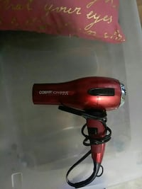 red and white ConAir hair dryer Edmonton, T5R 5H1