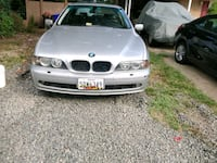 MD  state inspected  BMW 530  Camp Springs