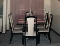 Timeless Dining table and chairs BRISTOW