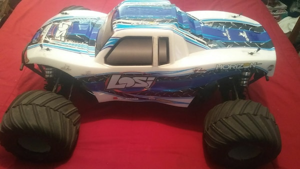 Used Losi Mtxl 29cc Rc Monster Truck For Sale In Lynnwood Letgo