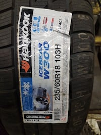 4 discontinued tires