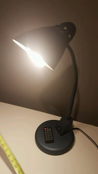 Bluetooth Audio LED Lamp With Remote