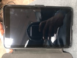 Tablet, Electronics Samsung in Case .. Negotiable