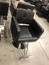 Brand new hydraulic hair salon barber styling chair makeup chair