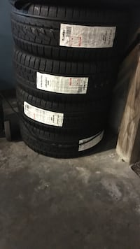 Vehicle tire set of 4 brand new Sumitomo tires Chantilly, 20152