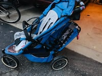 Phil and Teds Jogging Stroller Downers Grove