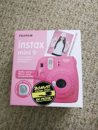 NEW instax mini 9 in flamingo pink Guelph