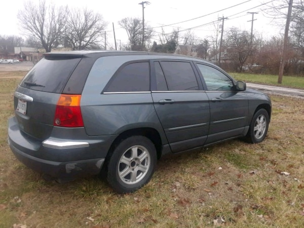 2006 Chrysler Pacifica Four Door Suv
