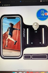 iPhone 6/6s/7/8/X/Xs Armband for Running Sport Exercise Brampton, L6V 2R4