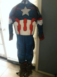 Captain America costume  Fresno, 93711