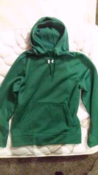 Green Under Armour hoodie Des Moines, 50312