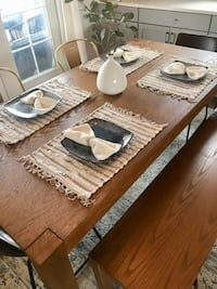 Set of 4 Placemats - NEW