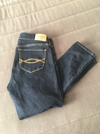 LIKE NEW!!! Abercrombie and Fitch Jeans Size 2R Columbus, 43016