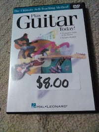 Lets Play Guitar DVD Lake Mills, 53551