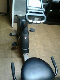 black and gray elliptical trainer Temple Hills, 20748