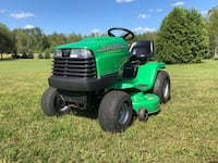 Lawn tractor / riding mower Milton, L0P