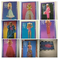Barbie collector cards (29)  Mobile, 36605