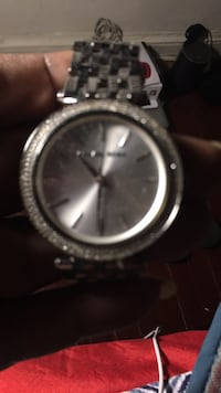 Micheal kors diamond face watch Washington, 20032