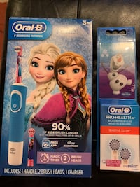 BRAND NEW KID'S ORAL B RECHARGEABLE TOOTHBRUSH Guelph, N1G 5A9