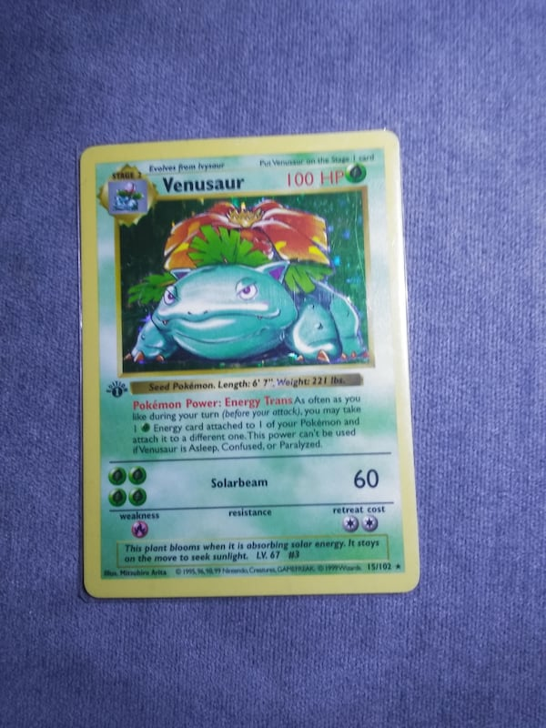 Rare pokemon cards. 9