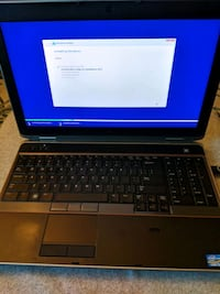 "Dell Latitude E6520 15.6"" Intel Core i5 2.30GHz 6G Fairfax, 22033"