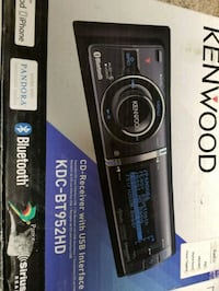 Kenwood  CD-receiver with USB interface Boulder City, 89005