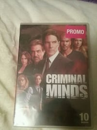 Unopened criminal mind season 10 Milton, 53563