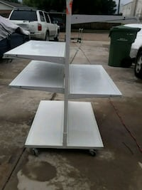 Shelves on rollers  Garland, 75040