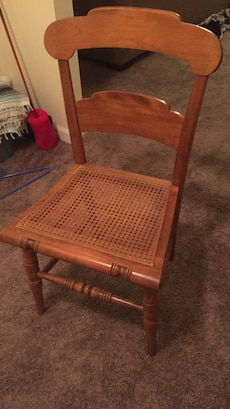 Old Cane chair