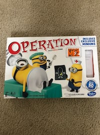 Operation Despicable Me 2 Game!