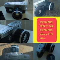 Olympus PEN FT with 42mm f1.2 Lens.  Conway, 29526