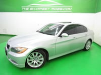 2006 BMW 3 series Silver Englewood, 80110