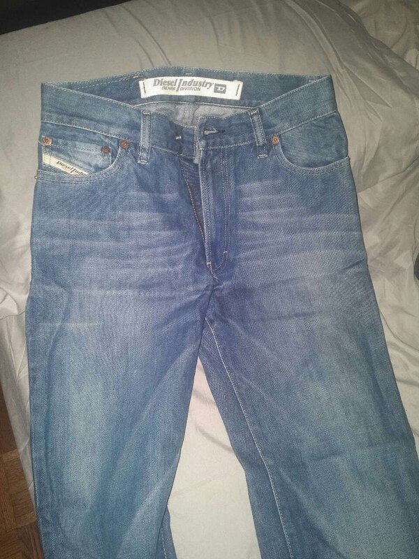 682c344c1 Used blue diesel industry jeans for sale in New York - letgo