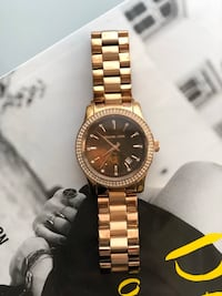 Bronze Michael Kors watch (women's) Vaughan, L6A 1M7