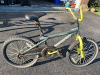 "Boys 20"" BMX bicycle Middleburg, 20117"