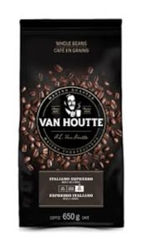 Van Houtte Whole beans case  MISSISSAUGA