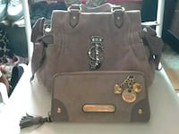 Juicy couture hand bag and and wallet set  Cabazon, 92230