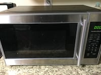 stainless steel and black microwave oven Toronto, M1K 4W4