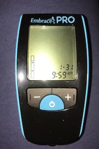 Glucose monitor and test strips
