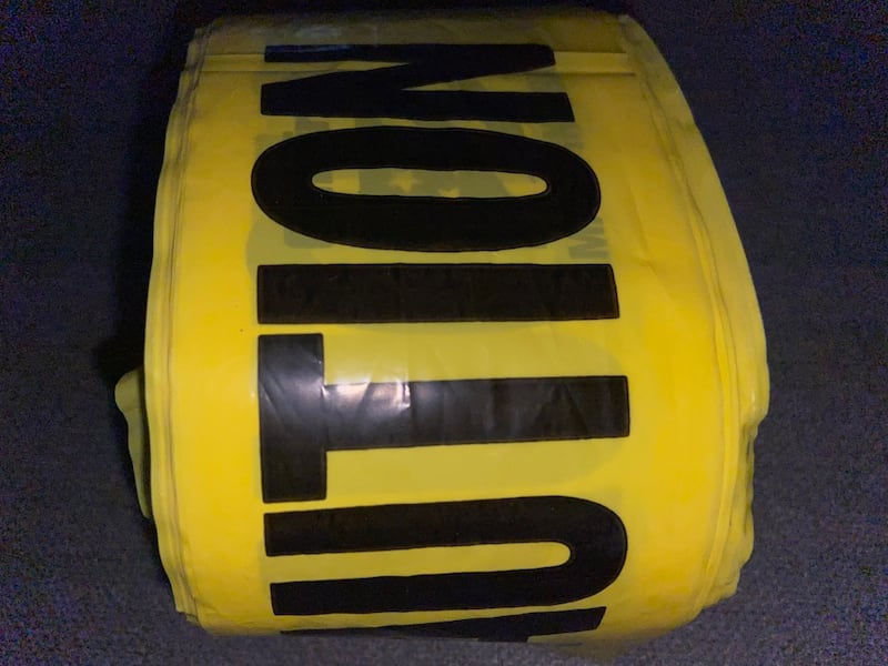 Huge Roll Caution Tape 3
