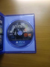 Disco Sony PS4 Sniper 3 Ghost Warriors 6416 km
