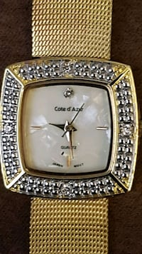 Ladies Cote  D' Azure Watch New battery Raleigh, 27610