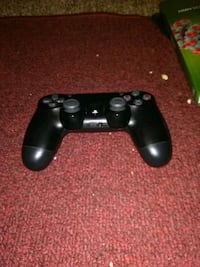 black Sony PS4 DualShock 4 District of Columbia